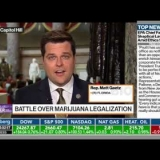 Rep. Gaetz Appears on Bloomberg to Discuss His Medical Cannabis Bill