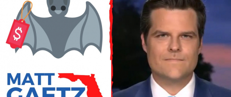 Gaetz Exposes Cruel Taxpayer-Funded Wuhan Lab Experiments Linked to Wet Markets on Tucker