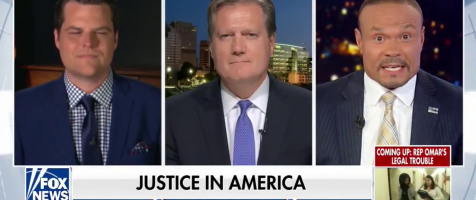 """Gaetz Rips Mueller's """"One-Sided Witch Hunt"""" on Hannity"""