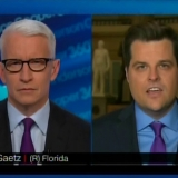 Rep. Gaetz Joins Anderson Cooper to Discuss Mueller & McCabe
