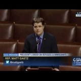 Congressman Gaetz Supports Executive Order on Refugees and Immigrants