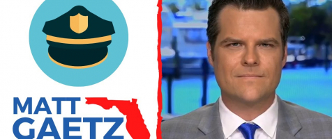 "Gaetz: ""We Need to Stand with Police and Against Leftist Riots"""