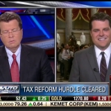 Rep. Matt Gaetz Appears on FBN with Neil Cavuto to Discuss 'No' Vote on Senate Budget Res - 10/26/17