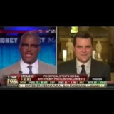 Rep. Gaetz Appears on Fox Business to Discuss Bias Against Trump