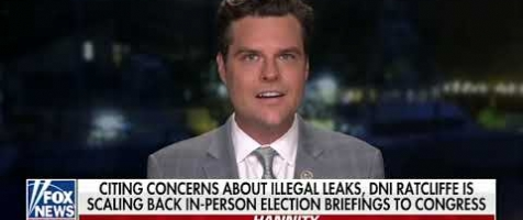 Rep. Gaetz and Richard Grenell Discuss Durham Probe on Hannity
