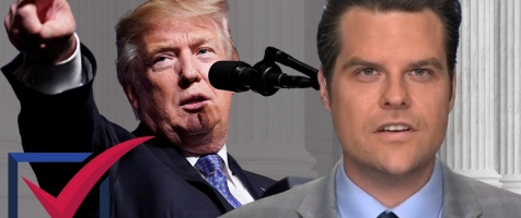 """""""There's Still Evidence to Be Considered"""" - Gaetz Slams SCOTUS Ruling on Texas Election Lawsuit"""