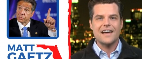 "Gaetz Rips Incompetent Liberal ""Leaders"" on ""Justice with Judge Jeanine"""