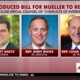 3 GOP Reps Introduce Resolution for Mueller to Resign