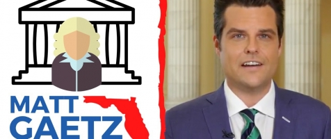 "A ""Dereliction of Their Duty"": Gaetz Slams GOP Senators Not Considering Trump's SCOTUS Nominee"