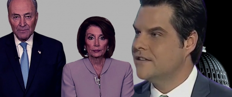 Gaetz Exposes the Dem's Radical Agenda and the Biden Crime Family