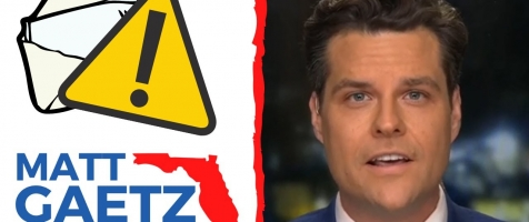 "Gaetz Exposes Part of Biden's Sinister Transition Plan on ""Hannity"""