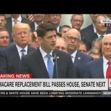 House GOP Votes to Repeal Obamacare