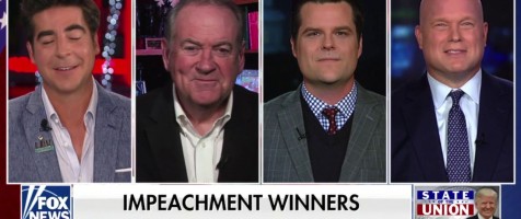 Gaetz on Watters : McConnell Was Masterful