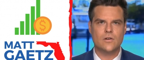 """Gaetz Gives Stimulus Negotiations Update on """"Making Money with Charles Payne"""""""