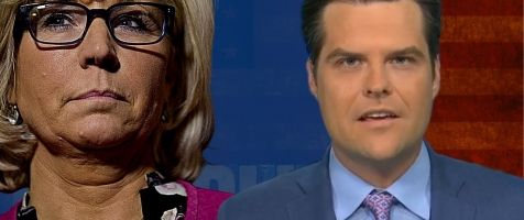 """Gaetz Rips Cheney, Says She's """"Spitting in the Eyes"""" of Trump Supporters"""