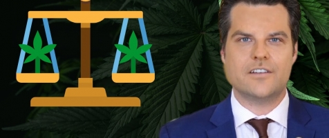 Gaetz Joins CannaBiz on Cheddar to Discuss the MORE Act
