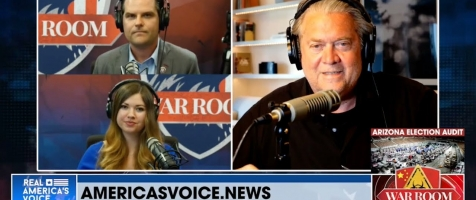 Gaetz: The FBI Ignored Critical Information on the Origins of COVID-19