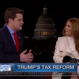 """Rep. Gaetz Appears on """"Intelligence Report"""" to Discuss the SOTU"""