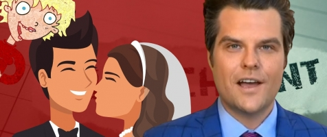 "Gaetz: ""Impeachment is Like Bringing a Mistress to Your Honeymoon!"""