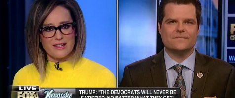 "Gaetz: Barr Operating at ""Lightning Speed"" (Kennedy)"