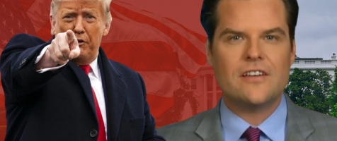 """Gaetz Previews the Future of MAGA: """"Trump's Not Going Anywhere"""""""