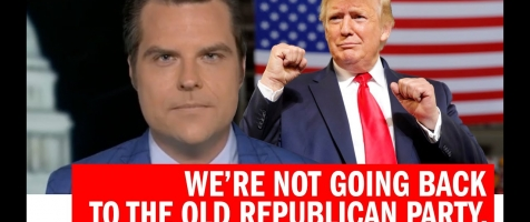 We're Not Going Back to the Old Republican Party!