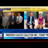 Fox and Friends - Clinton Comey Probe