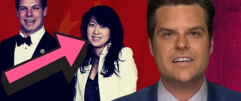 """Gaetz Rips Dem Hypocrisy: """"If They Didn't Have Double Standards They'd Have No Standards"""""""