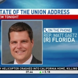 Rep. Gaetz Offers Comments on Pres. Trump's SOTU