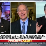 Rep. Gaetz Joins Hannity Demanding Report that Led to McCabe Firing