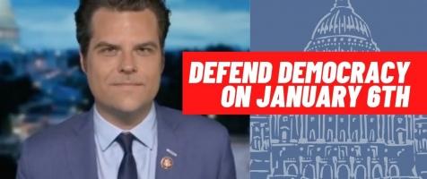 How Republicans Will Defend Democracy on January 6th: Rep. Gaetz on Fox & Friends