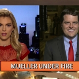 Congressman Gaetz Calls for Mueller to Resign