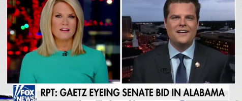 Gaetz Talks Mueller and Rumors of Alabama Senate Run on The Story