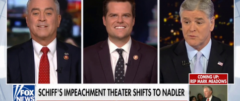 Gaetz on Hannity: Schiff's Report is a Fairytale