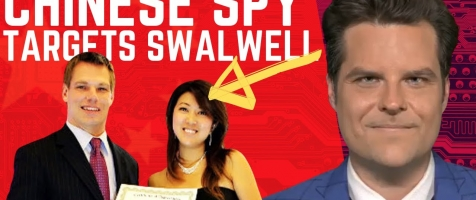 """Gaetz: """"Swalwell Couldn't Find the Spy on His Own Campaign!"""""""