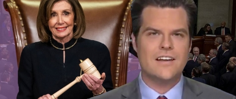 Gaetz: Democrats Are Targeting Free Speech Through Impeachment