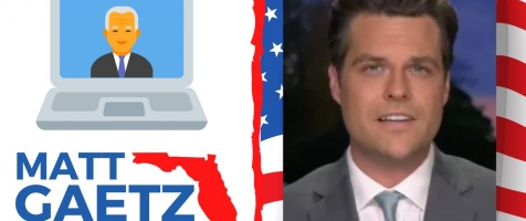 Biden's Basement Home Field Advantage: Rep. Gaetz and Dan Bongino on Hannity