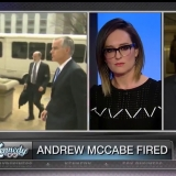 "Rep. Gaetz Joins ""Kennedy"" to Discuss McCabe Firing"