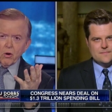 Rep. Gaetz Joins Lou Dobbs to Discuss Shutdown Budget