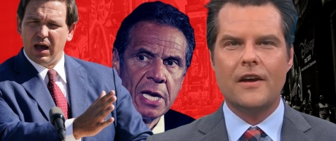Florida Vindicated: Gaetz Slams Corrupt Cuomo Cover-up