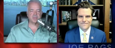 Gaetz on Joe Pags Show: The GOP Conference Is Stronger Without Liz Cheney